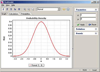 StatAssist Screenshot