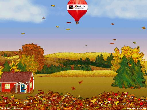 Autumn Saver Screenshot 1