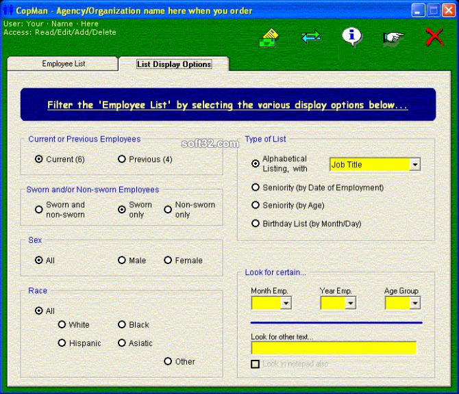 CopMan Screenshot 2