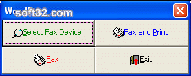 WordFax Screenshot