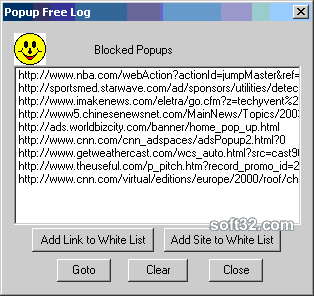 Pop-up Free Screenshot 2