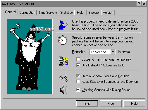 Stay Live 2000 Screenshot 3