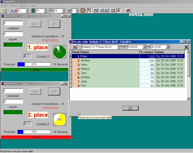 CalculPro Screenshot 2
