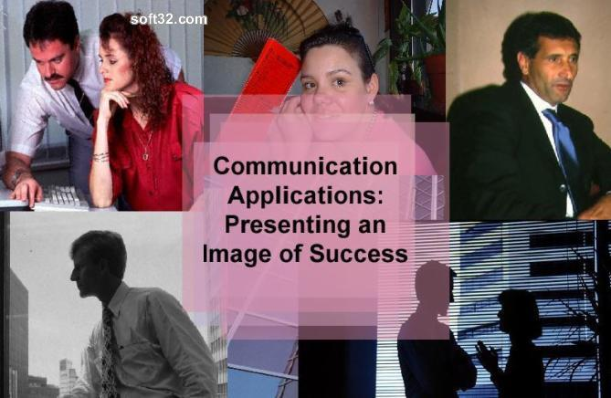 Communication Applications Software for the Classroom Screenshot 3