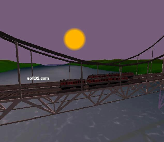 Bridge Construction Set Screenshot 3