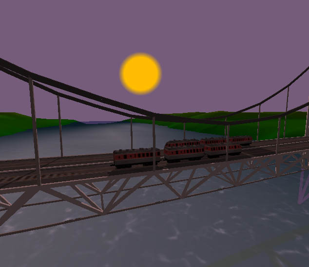 Bridge Construction Set Screenshot
