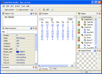 CodeThat Studio Screenshot 1