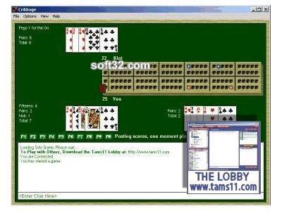 Tams11 Cribbage Screenshot 2