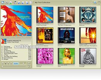 AlbumPlayer Screenshot 3