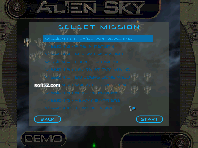 Alien Sky Screenshot 6