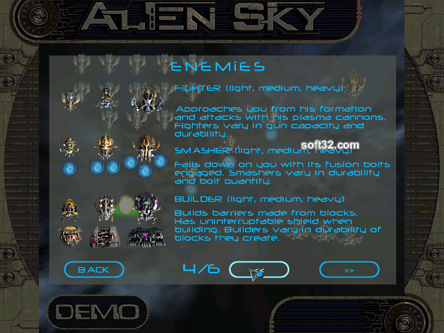 Alien Sky Screenshot 7