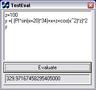 AxEval Expression Evaluator ActiveX Control 1