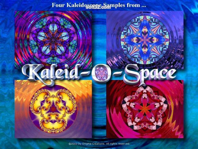 Kaleid-O-Space Screenshot 3