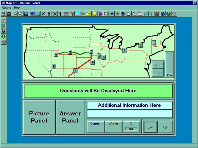 LDS Activities Screenshot 1