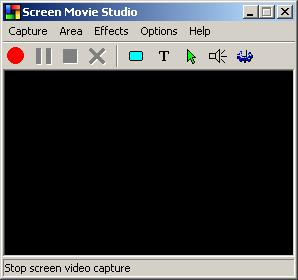 Screen Movie Record Screenshot
