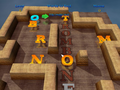 3D Word Slider 1