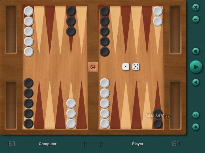 Backgammon Classic Screenshot 3