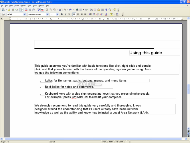 PDF to Word Converter (PDF2Word) Screenshot 2