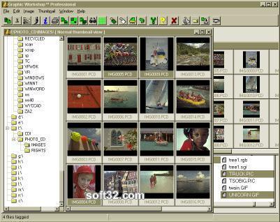AMC Graphic Workshop Pro Screenshot 2