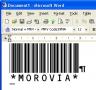 Morovia Code 93 Barcode Fontware 2