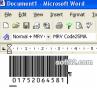 Morovia Interleaved 25 barcode Fontware 3