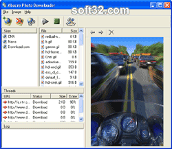 Abacre Photo Downloader Screenshot 2