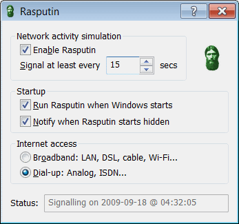 Rasputin Screenshot