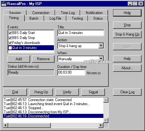 RascalPro Screenshot 2