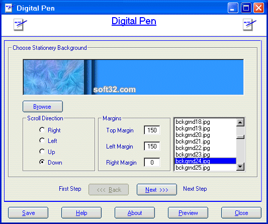 Camtech Digital Pen Screenshot 2