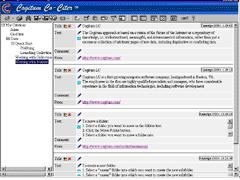 Cogitum Co-Citer Screenshot 1