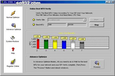 DSL Speed Screenshot 4