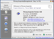 Privacy Inspector Screenshot 1