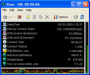 Yonc Screenshot