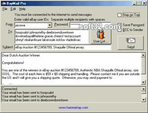 BayMail Pro Screenshot 1