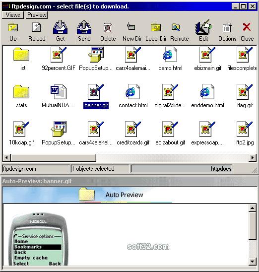 FTPDummy! Screenshot 2