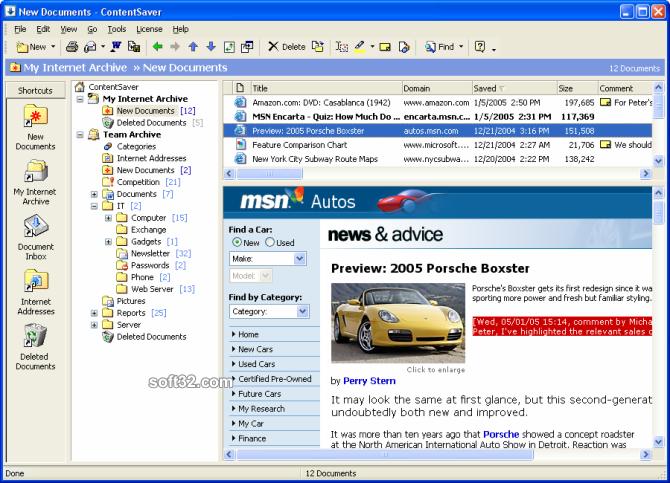 WebResearch Professional Screenshot 2