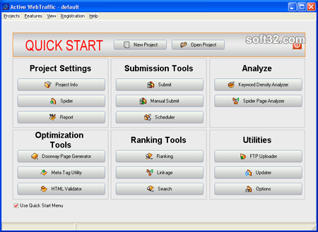 Active WebTraffic Screenshot 2