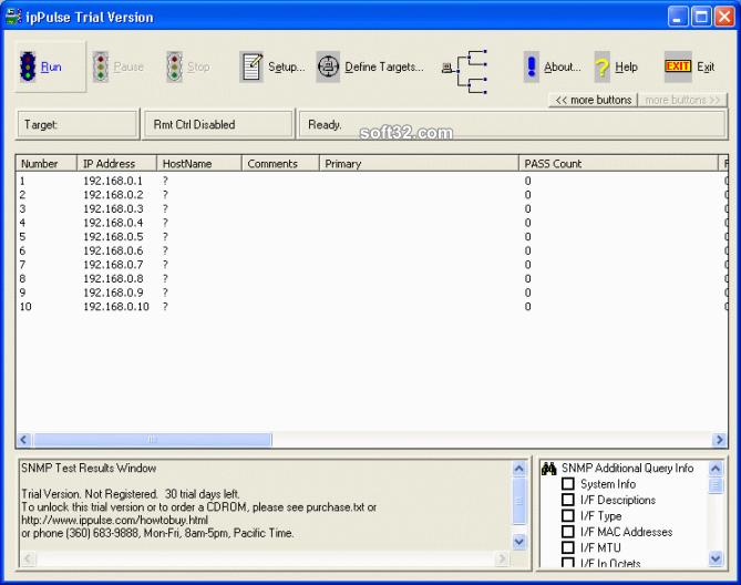 ipPulse Screenshot 2