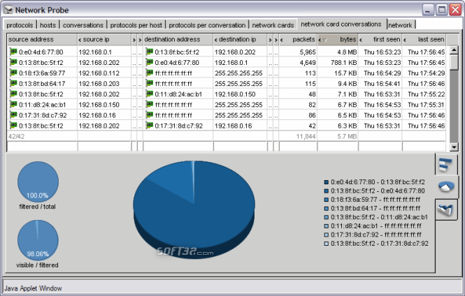 Network Probe Screenshot 4