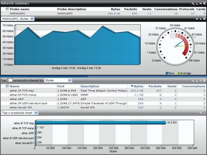 Network Probe Screenshot 5