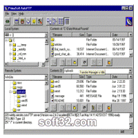 Auto FTP Service Screenshot 3