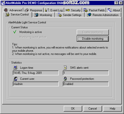 AlertMobile Pro Screenshot 3