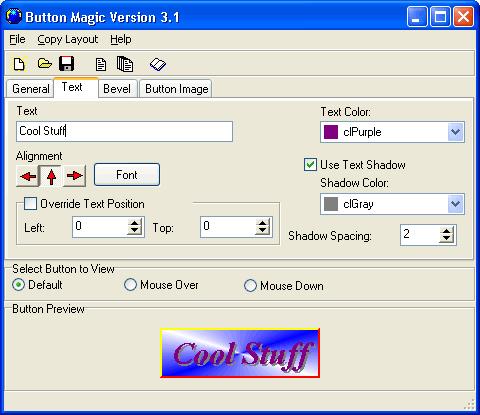 SCP Button Magic Screenshot 1
