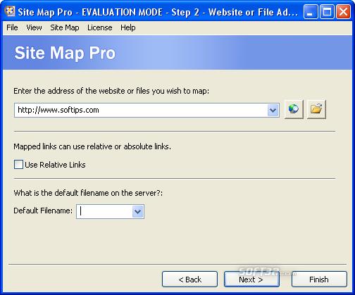 Site Map Pro Screenshot 5