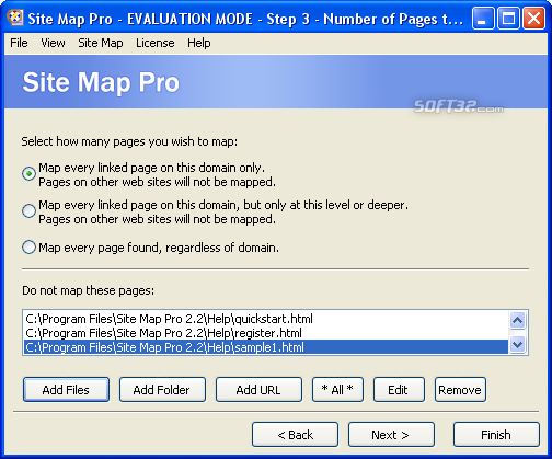 Site Map Pro Screenshot 6