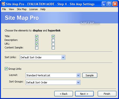 Site Map Pro Screenshot 7