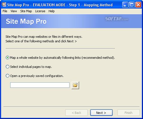 Site Map Pro Screenshot 4