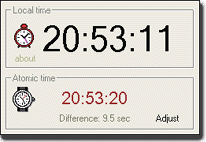 Time Sync Pro Screenshot 1