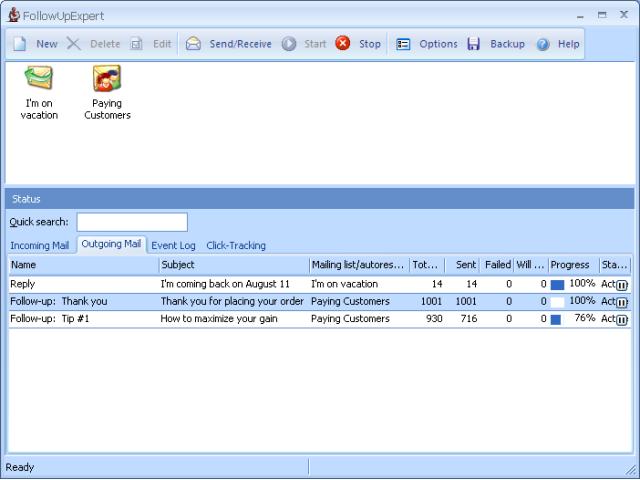 FollowUp Expert Business Screenshot 1