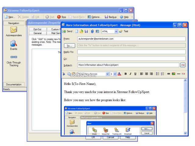FollowUp Expert Business Screenshot 2